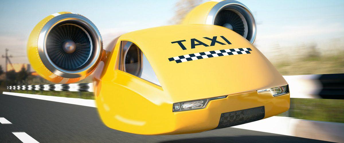 Uber y AT&T se unen para lanzar taxis voladores que estén al alcance de todos