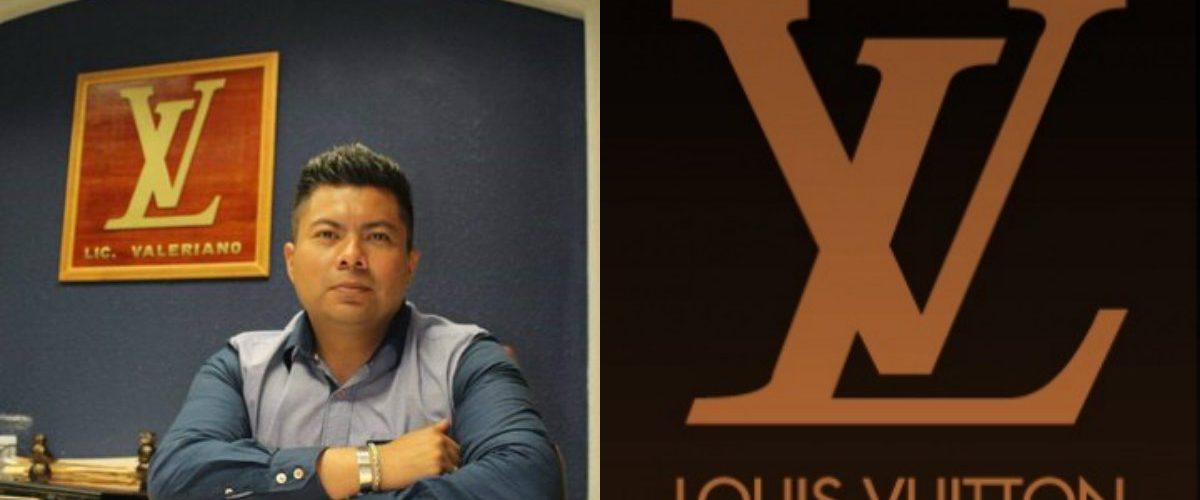Los mejores memes del licenciado que usa el logo de Louis Vuitton en su despacho