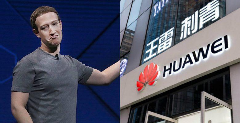 Zuckerberg se alinea a Trump y da la espalda a Huawei; esto pasará con sus apps