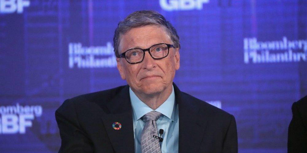 Bill Gates revela cuál es la mayor equivocación que cometió en su carrera