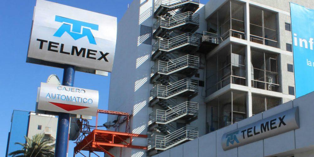Telmex anuncia medidas contra los clientes que no paguen a tiempo