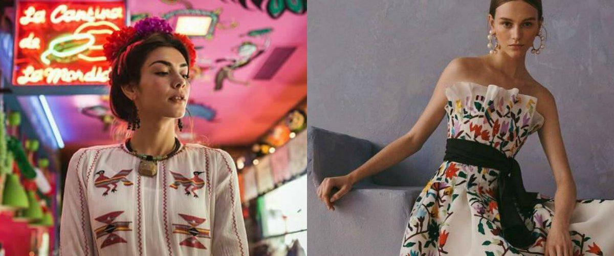 Marcas que han sido acusadas de copiar diseños mexicanos