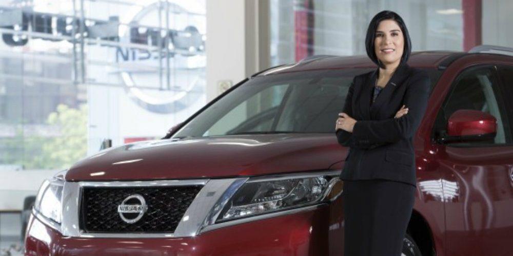 La mexicana que pasó de vender autos a dirigir Nissan a nivel mundial