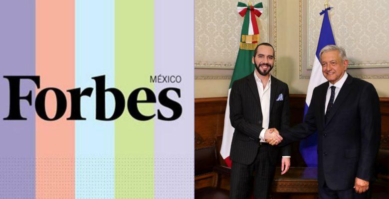 Forbes se equivoca y casi provoca un pleito entre México y El Salvador