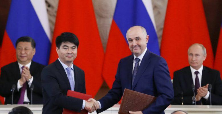 Rusia le abre las puertas a Huawei para que desarrolle su red 5G