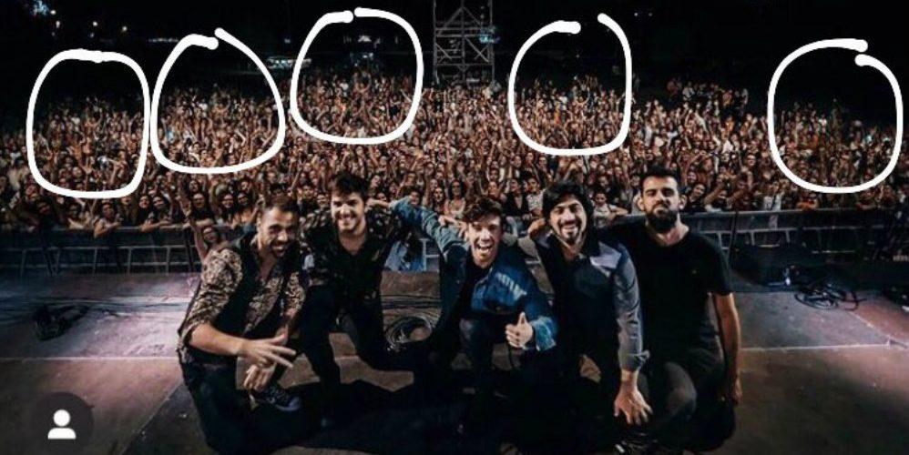Usa photoshop para que pareciera lleno su concierto y le llueven los memes