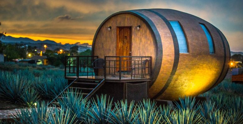 Los hoteles más extravagantes que hay en México