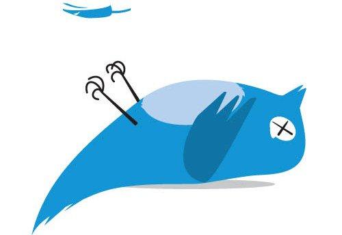 Los mejores memes de la inesperada caída de Twitter a nivel mundial