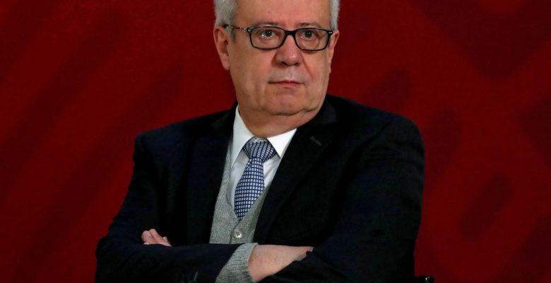 Urzúa renuncia a la Secretaría de Hacienda y AMLO presenta a su reemplazo