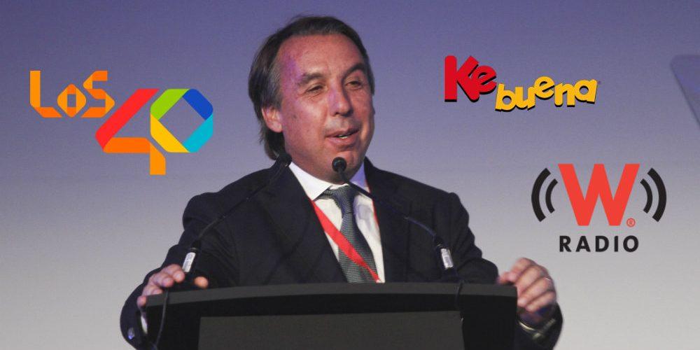Esta es la empresa que compró todas las estaciones de radio de Televisa