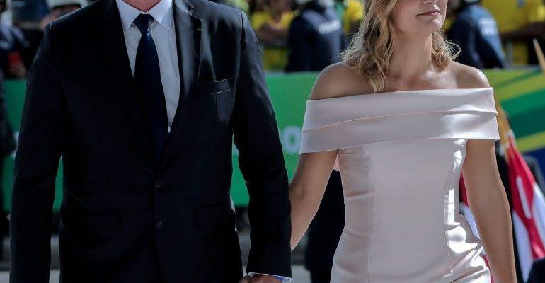 Presidente de Brasil se mofa de la esposa de Macron al compararla con la suya