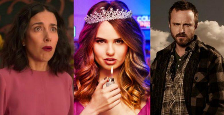 Las películas y series que llegarán a Netflix en Octubre