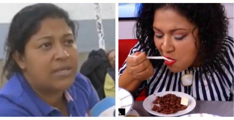 Así terminó Lady Frijoles, la migrante que rechazó la comida mexicana