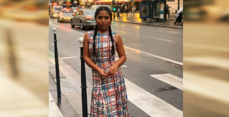 Yalitza Aparicio conquista una nueva ciudad con su talento