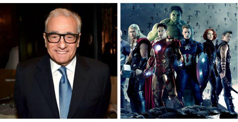 Martin Scorsese asegura que las películas de Marvel no son cine