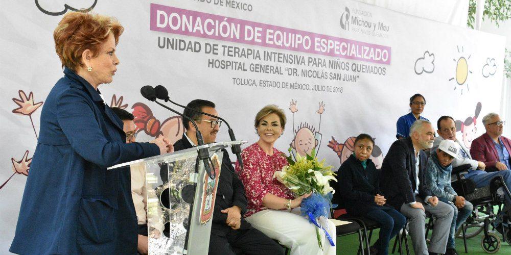 Emilio Braun Burillo señala la importancia de apoyar a niños con quemaduras en México