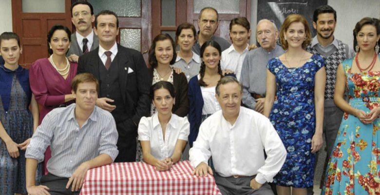 América Tevé aumentará el horario de transmisión de la telenovela 'Amar en tiempos revueltos'