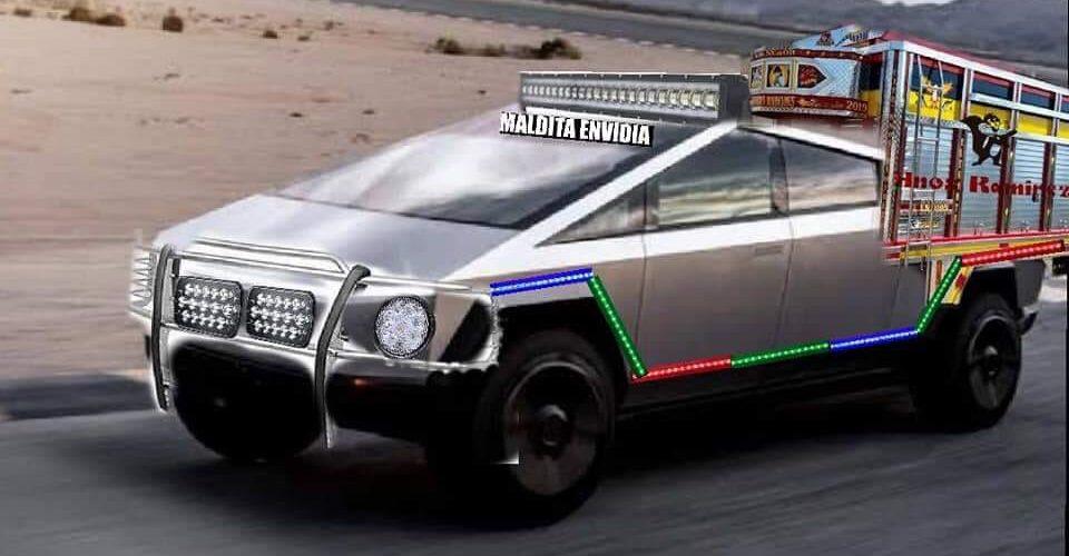 Los memes del alcalde que usará las camionetas Tesla como patrullas