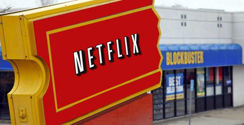El día en que Blockbuster rechazó aliarse con Netflix