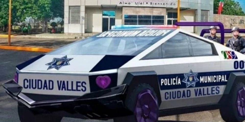 Alcalde comprará las Cybertruck de Tesla para usarlas de patrullas