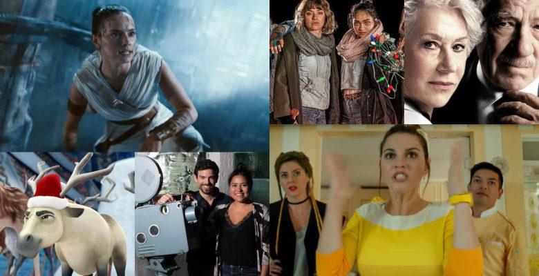 Conoce las películas que estarán en cartelera el fin de semana 201219