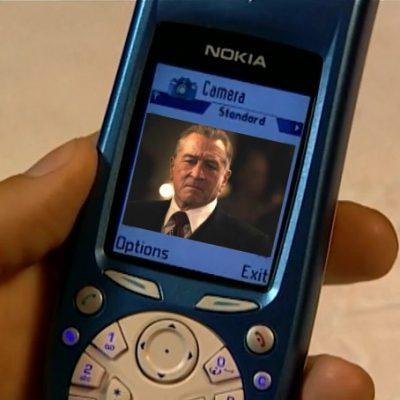 Scorsese pide no ver El Irlandés en celulares y así le responden