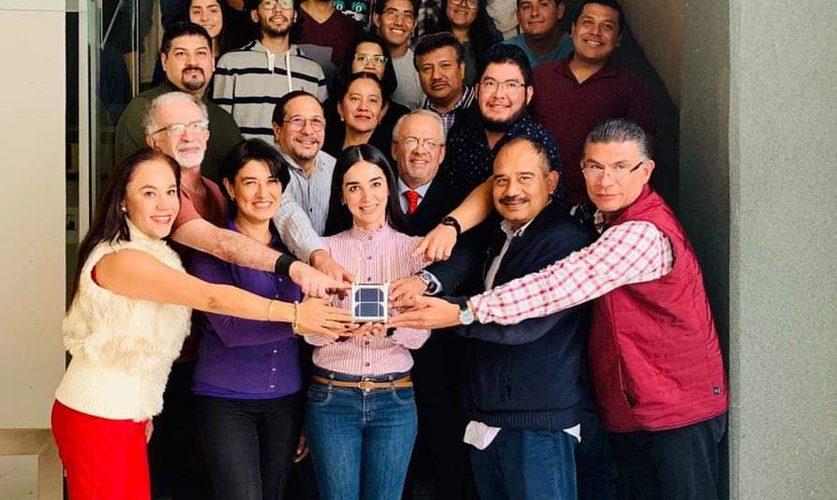 La NASA manda al espacio el primer nanosatélite hecho por mexicanos