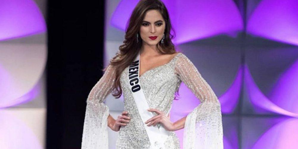 Ella es la mexicana que ganó el tercer lugar de Miss Universo