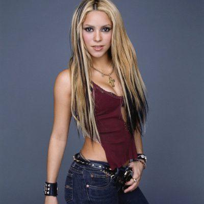 Así ha cambiado Shakira a lo largo de su carrera