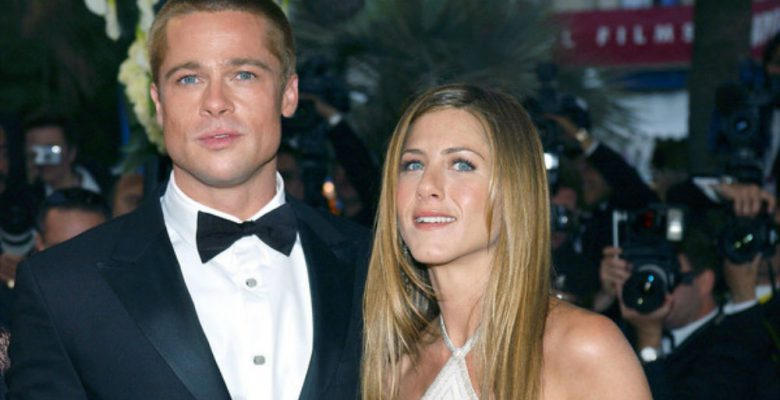 Así fue la historia de amor entre Jennifer Aniston y Brad Pitt