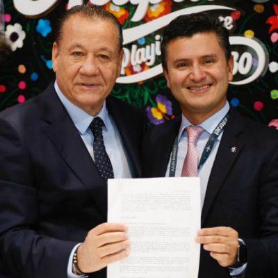 Guerrero conquista a los extranjeros en la Fitur y tendrá nuevas rutas de vuelos