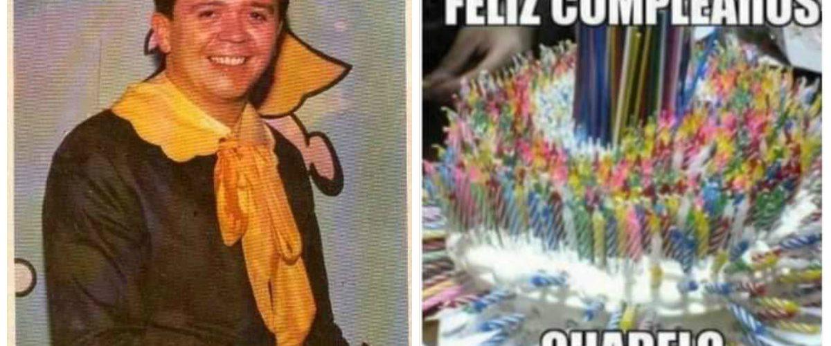 Chabelo cumple 85 años y en redes lo celebran con memes
