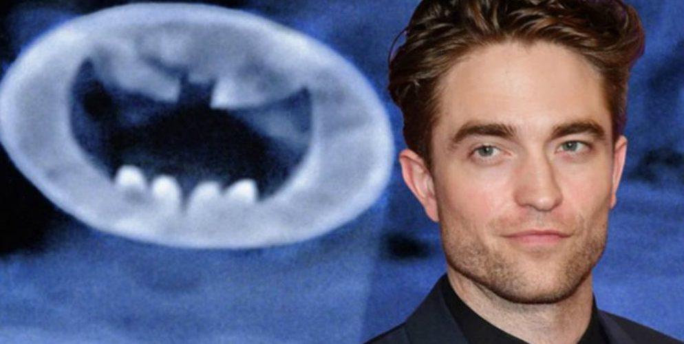 Revelan las primeras imágenes de Robert Pattinson con el traje de Batman