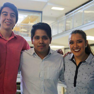 Estudiantes crean un biotextil con residuos de café que no contamina