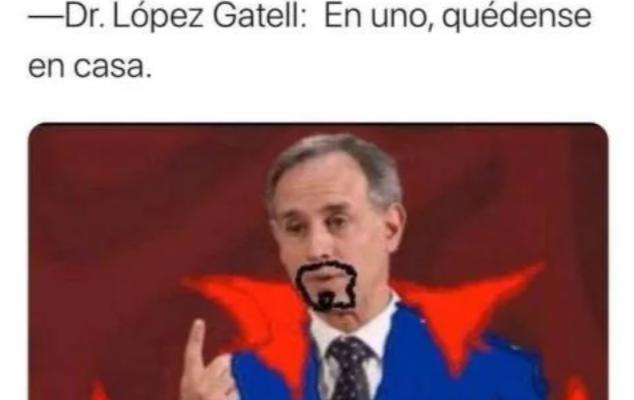 Los mejores memes de Hugo López-Gatell y su lucha contra el COVID-19