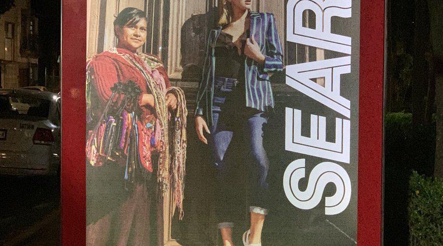 Tunden a Sears por campaña publicitaria con mujeres indígenas
