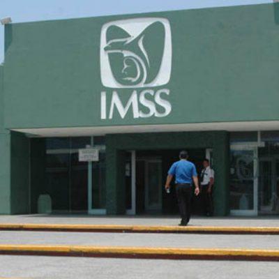 Hombre con Covid-19 mintió y convivió con personal del IMSS