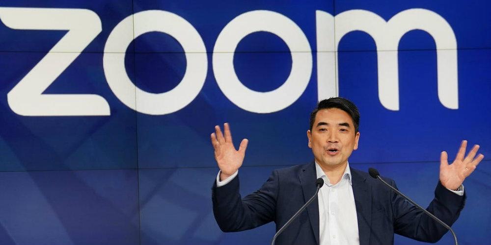 Eric Yuan, el creador de Zoom que se hizo millonario por el COVID-19