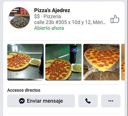Pizzería le niega el servicio a una enfermera del IMSS