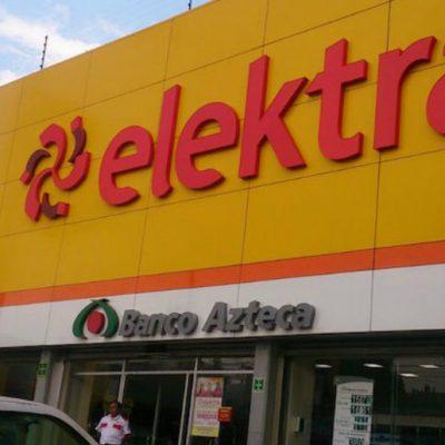 """Elektra asegura que sus productos son """"esenciales"""" y no cerrarán"""