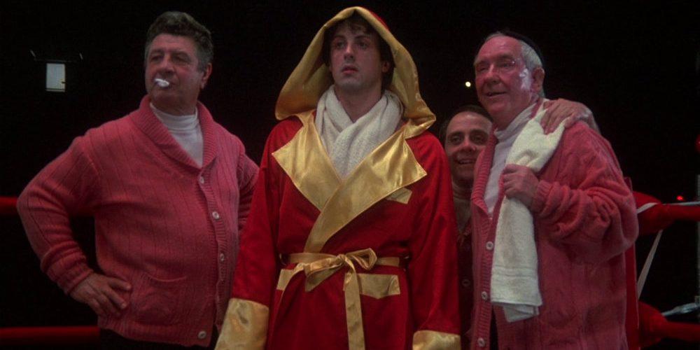 Así lucen en la actualidad los protagonistas de Rocky