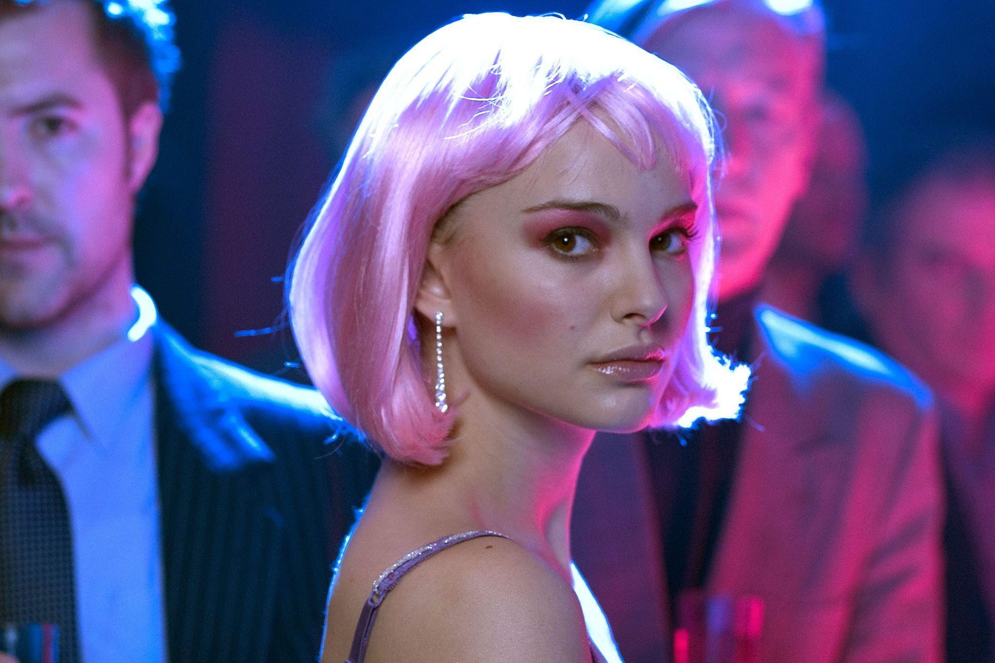 Natalie Portman closer