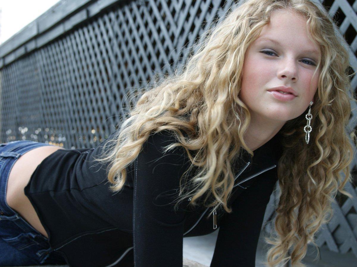 Taylor Swift antes y después
