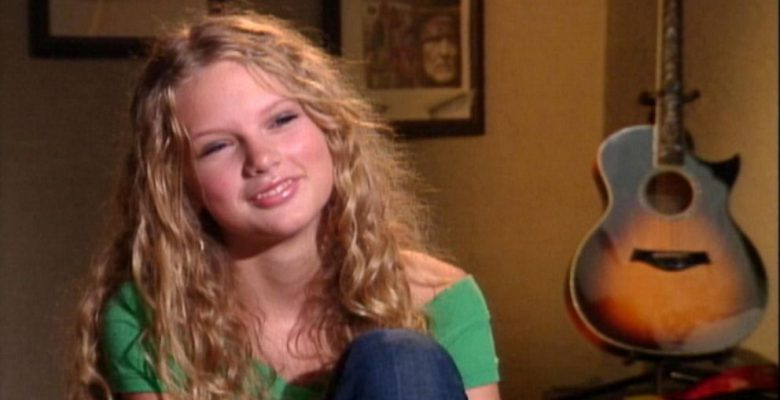 Taylor Swift antes y después