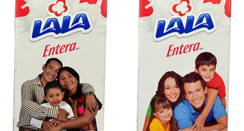 critican publicidad de envases de LALA