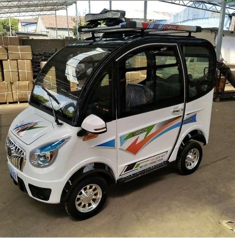 auto eléctrico más barato del mundo