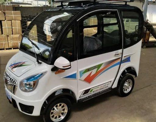 el auto eléctrico más barato del mundo