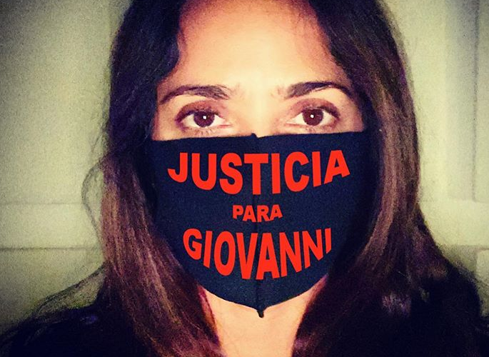 Famosos que han exigido justicia para Giovanni