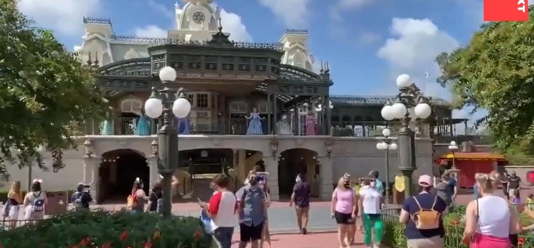 Reapertura de Disney World Florida