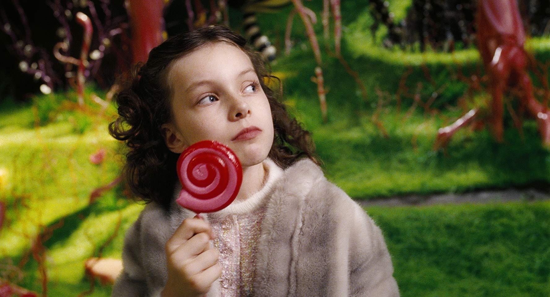 Así luce el elenco de Charlie y la fábrica de chocolate